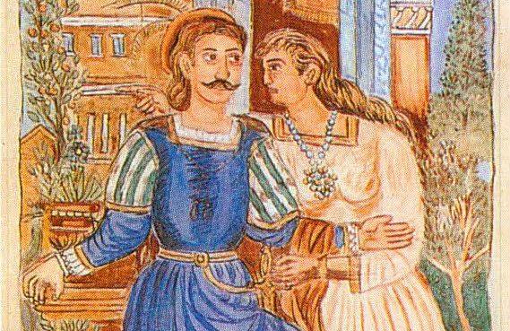 Θεόφιλος, μερικοί πίνακές του
