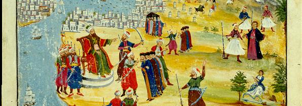«Πτώσις της Κωνσταντινουπόλεως», των Μακρυγιάννη και Ζωγράφου – Διαδραστική περιήγηση